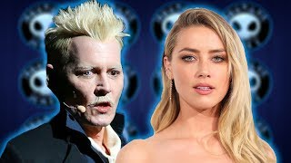 Sjws Freak Out Over Johnny Depp Amber Heard Appearance At Sdcc 2018