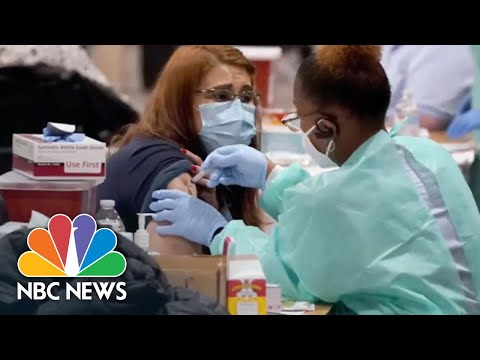 Black, Religious Leaders Pushing To Get Vaccine To Underserved Communities | NBC News NOW