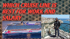 BEST CRUISE LINE TO WORK AS PER SALARY