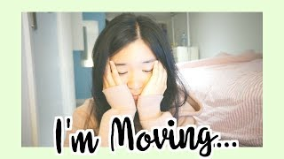 I moved... (+ London Vlog ????)