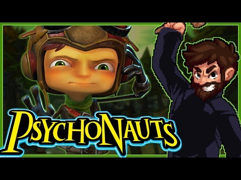 Psychonauts - Judge Mathas