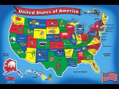 Америка. Иммиграция в США какой штат и город в Америке выбрать для старта