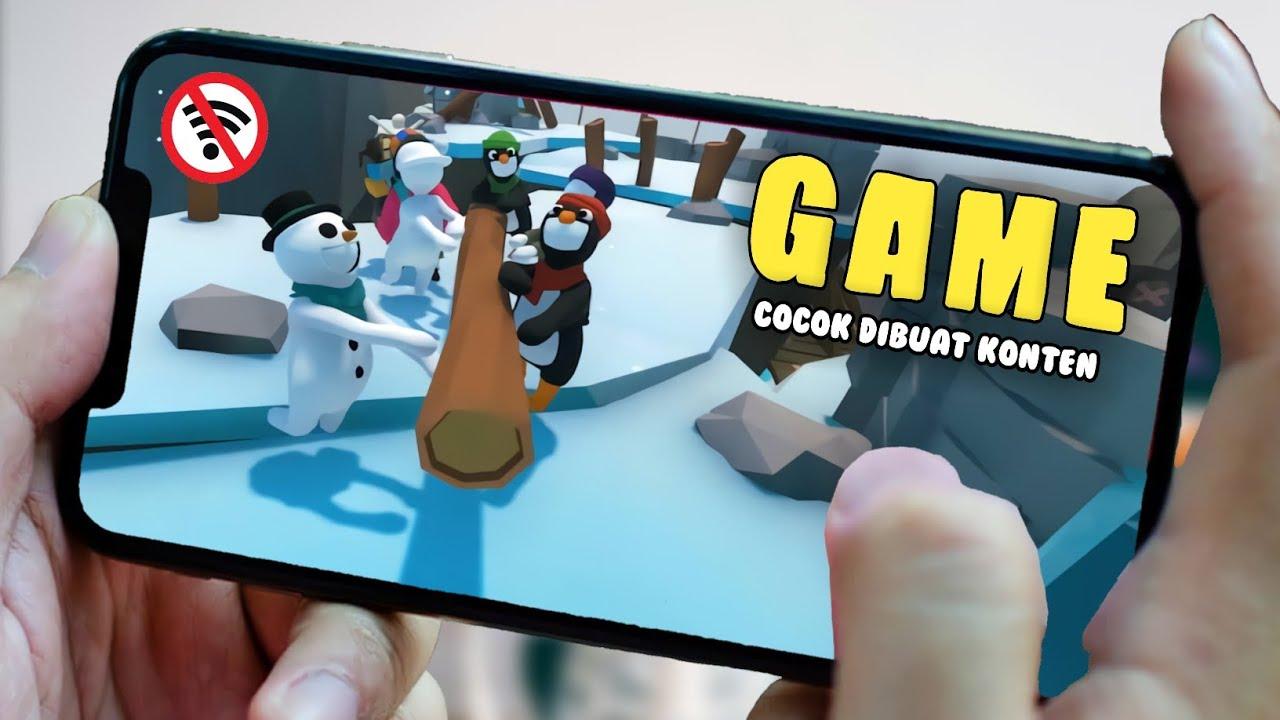 VIRAL! 5 Game Cocok Buat Konten YouTube Gaming Terbaik Di Android