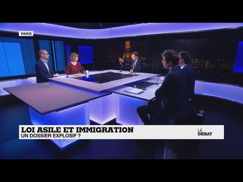 Loi asile et immigration : un dossier explosif ? (Partie 1)