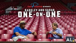 One-on-One: Charles Barkley interviews Nick Saban