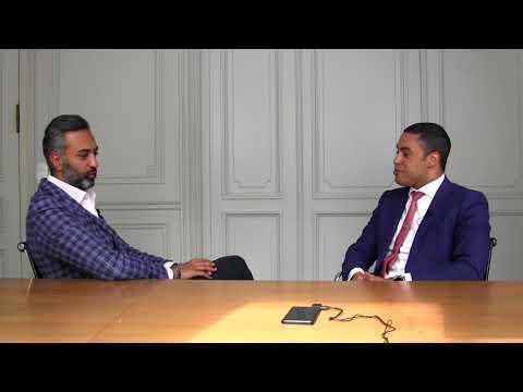 Interview de Zishan Ansari CEO Quintessentially Belgium & Luxembourg