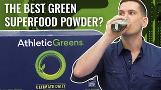 Athletic Greens Ultimate Daily Review — Worth The Price? (Updated!)