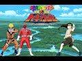 Naruto El Poder de la Imaginacion ToQger (Fanfic Naruto X Ressha Sentai ToQger) - Capitulo 1