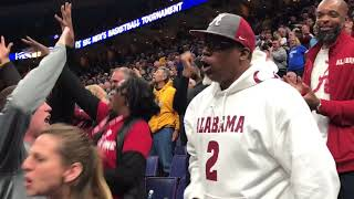 Collin Sexton's game winner and dad's reaction: Alabama vs. Texas A&M