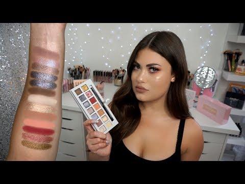 Anastasia Beverly Hills x CARLI BYBEL Palette 💗+ Holiday 2019 thumbnail