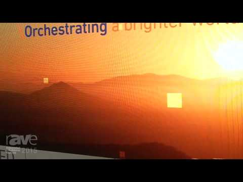 ISE 2015: NEC Demonstrates Live 4K UHD Feed on 2mm LED Wall