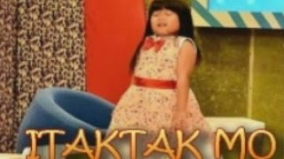 Itaktak Mo Lyrics | Ryzza Mae Dizon
