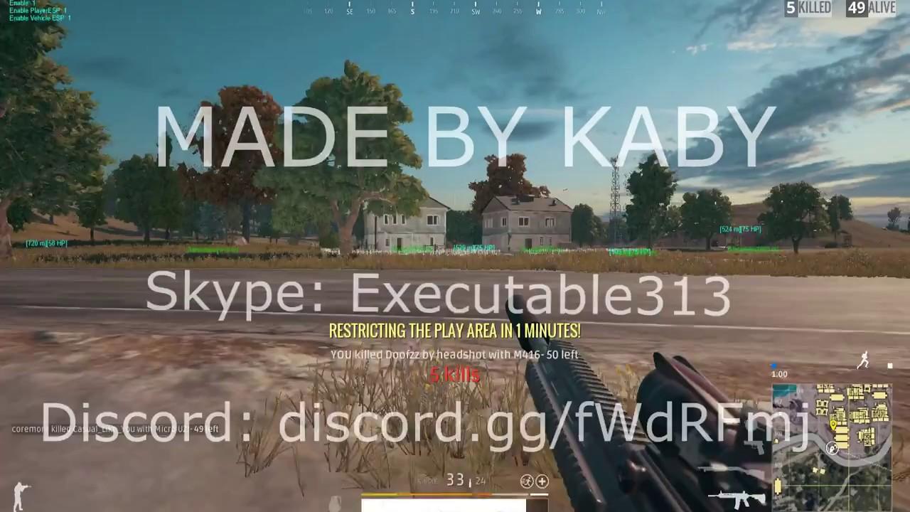 playerunknowns battlegrounds esp