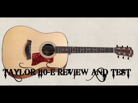 Taylor 110-E Review And Test
