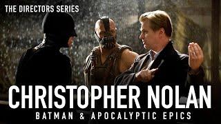 Christopher Nolan: The Dark Knight Rises & The Apocalyptic Epics (The Directors Series)