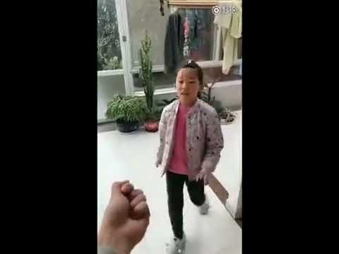 Video lucu kakak ngerjain adek