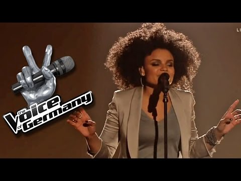 Empire State Of Mind – Kim Sanders | The Voice | The Live Shows Cover