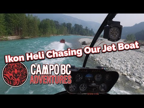 This is what a custom adventure in BC can look like!