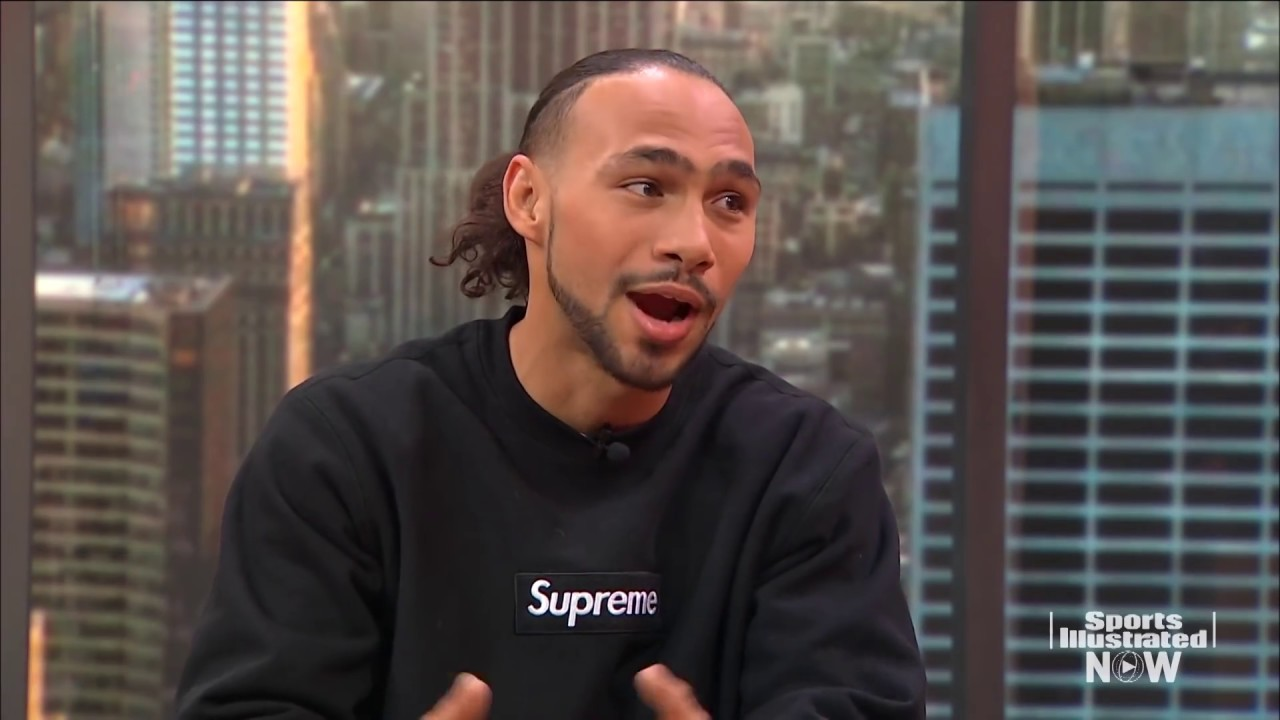 Keith Thurman Talks Boxing Return, Pacquiao-Mayweather II, Errol Spence Jr.