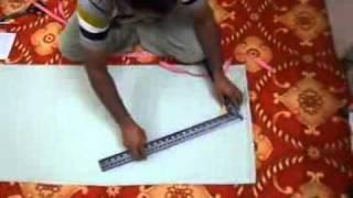 Salwar cutting by SHAUKAT.3gp