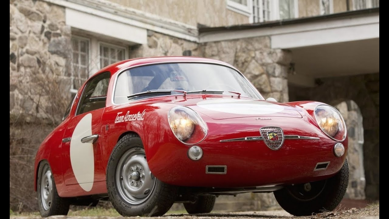 8 awesome cars with tiny engines