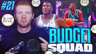 BUDGET SQUAD #21 - BEST BUDGET PINK DIAMOND PLAYER!? NBA 2K20 MYTEAM!