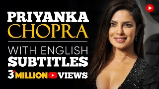 LEARN ENGLISH | PRIYANKA CHOPRA: Full Power of Women (English Subtitles)