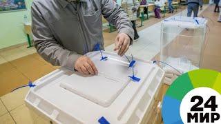 Наблюдатели СНГ: Выборы в Молдове организованы на высоком уровне - МИР 24