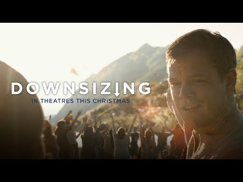 Downsizing (2017) - Official Full online #2 - Paramount Pictures
