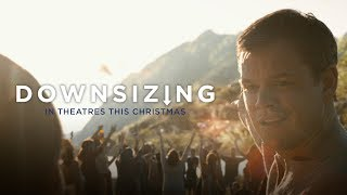 Downsizing 2017 - Official Trailer 2 - Paramount Pictures