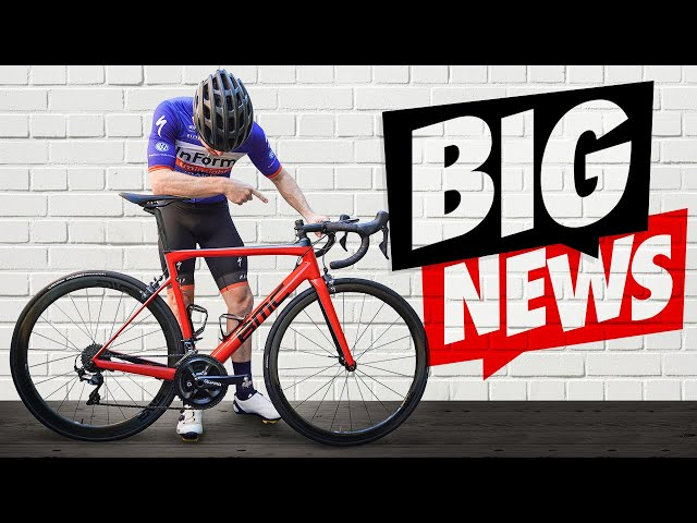 Some BIG Channel News (& saying farewell to my BMC Teammachine)