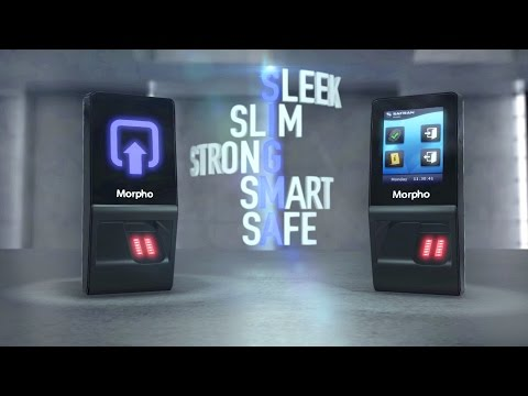 MorphoAccess SIGMA Lite series | IDEMIA