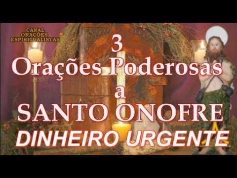 3 Orações Poderosas a Santo Onofre para Dinheiro Urgente