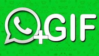 Como mandar GIF's no Whats App