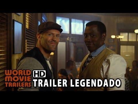Os Mercenários 3 Trailer Oficial Legendado (2014) HD