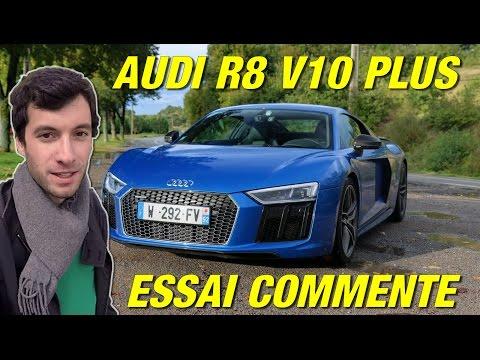 Essai Audi R8 V10 Plus / votre supercar de 610 ch pour le quotidien ?