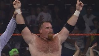 Jim Neidhart's WWE Raw Debut: Raw, July 4, 1994
