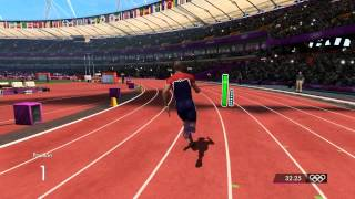 London 2012: The Official Video Game - Men