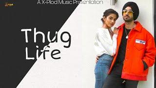 Thug Life (Full Video) Diljit Dosanjh | New Punjabi Song 2018 | X-Plod Music
