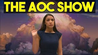 Welcome To The Ocasio-Cortez Show
