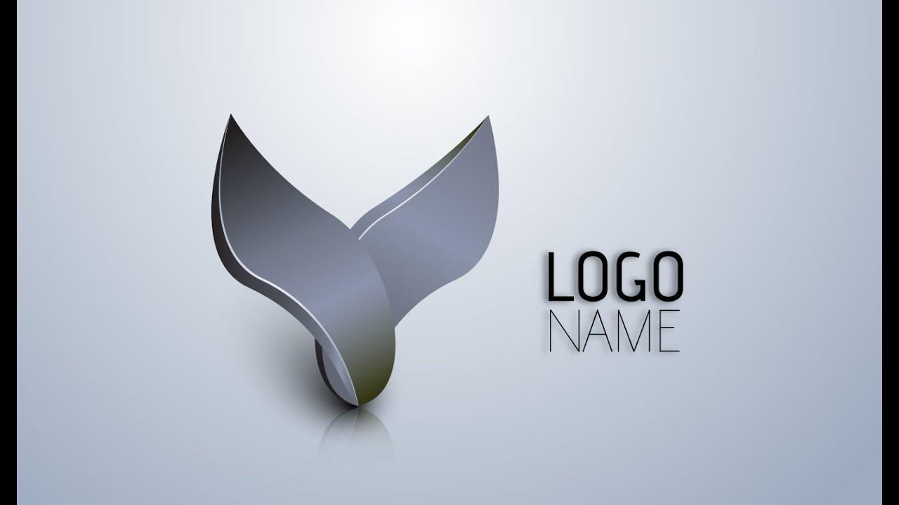 Adobe Illustrator CS6 ...Y Logo 3d
