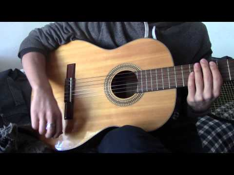 Tuto guitare -  Bella (gitan) - Maitre Gims