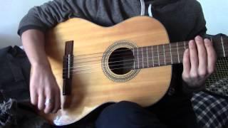 tuto guitare bella gitan maitre gims
