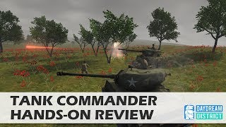 Into Battle! Tank Commander for Daydream VR Hands-On / Gameplay