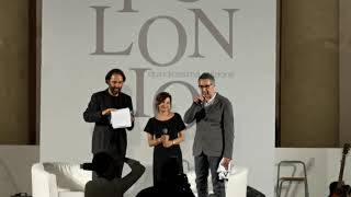 Premio Apollonio 2019 riceve John Turturro