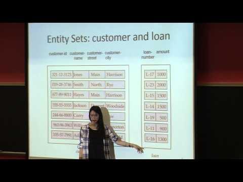 Entity Relational Model (ER Model) - Part 1 | Lecture 03 | CMPSC 431W