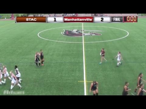 Manhattanville Field Hockey vs. St. Thomas Aquinas