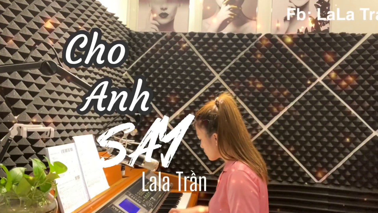 CHO ANH SAY_LALA TRẦNcover    PHAN DUY ANH