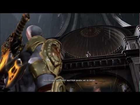 God of War 3 - Hercules, Hera HD