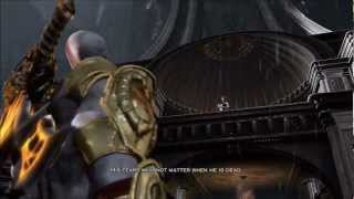 God of War 3 - Hercules, Hera HD